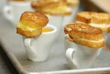 Late Snacks! / Variety of Late Snacks ideas for your Wedding Reception.