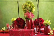 Sexy Red Weddings / Ideas for your dreamed Wedding all in RED!