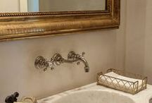 Guest Bath & Powder Rooms