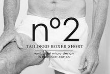 nº2 TAILORED BOXER SHORT / nº2 | The Perfect Son. The world's only athletic boxer shorts is the result of a production process that adapts to the twenty first Century the excellence and traditions of classic shirt making.  The best European textiles in the hands of the best craftsmen of Barcelona. Carefully ironed, folded, scented and packed to be the finest of gifts. A serial number that makes each piece unique.