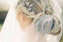 THE Veil! / Wedding Veils - a must have accessory to accompany the most important dress... the Wedding Dress!