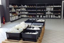 Το νεο μαγαζι! / Ο νεος χωρος του OCC στον 2ο οροφο! / by Orestis Craft Center