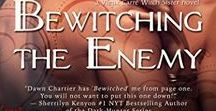 Bewitching the Enemy / Characters, places and things that I think represent my witch novel Bewitching  the Enemy coming out with Entangled Covet October 27th!