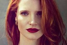 Ravishing Red / Dedicated to the many sassy shades of red hair out there!