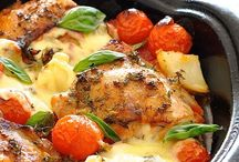 Chicken Cuisine / Recipes