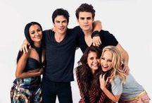 The vampire diaries / If you want to add,  just write me. ;)