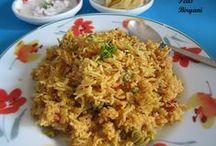 Rice / Indian Rice Recipes