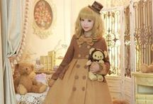 In the Dollhouse ☆ Lolita Fashion / The best of Lolita Fashion! Mostly complete coords.