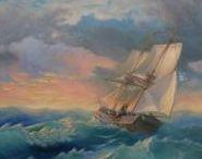 Water & ships