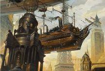 Steampunk Journey