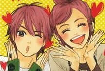 Shojo Romance / Shojo and Romance Anime Mix