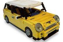 Legos and Boy Toys