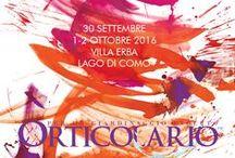Le immagini di Orticolario / Visual/Textile Designers: A. Rapisarda e V. Coppola