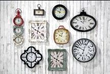 Time Keeps on Ticking / Clocks and related decor
