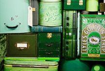 Green. Because Green! / I love green!