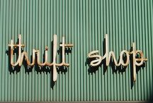 Thrifty Shopping and Selling