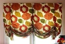 Windows & Curtains / Mostly tutorials and inspiration for making your own window treatments.