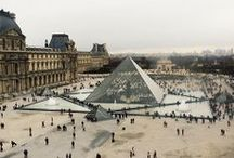 Louvre and Tulieries garden