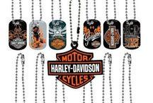 Objets Harley Davidson