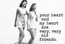 Sisters / I love my sister!