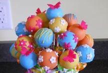 Cake Pops / .