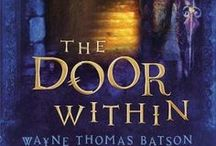 "The Door Within Trilogy Dream Cast / ""Adventures always begin with the unexpected...."" ~ Wayne T. Batson / by Kendra Goodrich"