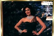 'Parinay' - Grand Finale show by Shree Raj Mahal Jewellers /  The best of the #ICW2014 was saved for the last. We at Shree Raj Mahal Jewellers launched our very new designer bridal jewellery collection 'Svara and Sondarya' at the grand finale show  - 'Parinay' where showstoppers Chitrangada Singh & Bipasha Basu sashayed the ramp donning our new jewellery collection along with other popular celebs from the glamour world