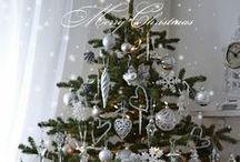 früher war mehr Lametta... / Weihnachtszeit, Weihnachtsbäume, Deko