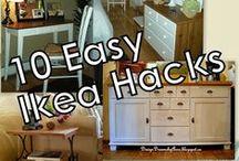 Ikea Hacks / mach es einzigartig ;)