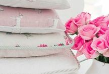 Fabrics and Pillows To Love