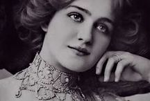 Belle Epoque... / viktorianisch inspiriert und um die Jahrhundertwende 1880 bis 1914... Victorian, Edwardian, Jugendstil... neovictorian & steampunk....