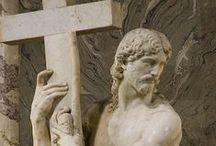 C - Gesù risorto e asceso al cielo
