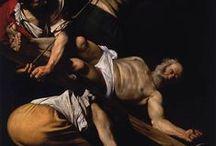 Ea: Caravaggio / Michelangelo Merisi (o Amerighi), noto come il Caravaggio (Milano, 29 settembre 1571 – Porto Ercole, 18 luglio 1610)
