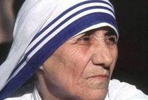 C: Santa Teresa di Calcutta