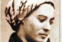 C: Bernadette Soubirous
