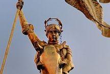 C: Santa Giovanna d'Arco