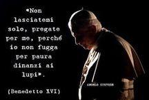 C - Papa Benedetto XVI