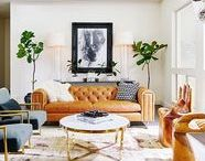Living Rooms / Stylish and inspirational living rooms from around the world.