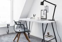 Workspaces & Offices / Everything you need to deck out your office space, from chairs to stationery.
