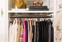 Wardrobes / Warning: Major wardrobe envy ahead.