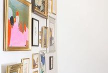 Art / Want to create the perfect gallery wall? Start your search with this arty inspiration.