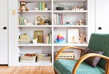Children's Rooms / Adorable yet chic bedrooms for families and little ones.