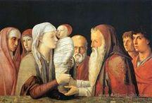 Ea: Giovanni Bellini / Giovanni Bellini - detto Gianbellino, (Venezia, 1433 circa – Venezia, 26 novembre 1516)