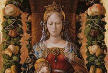 Ea: Carlo Crivelli / Carlo Crivelli (Venezia, 1430? – Ascoli Piceno, 1495)
