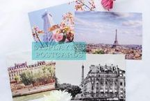 Postcard Displays