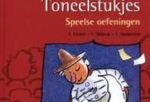 theater / theaterteksten, boeken voor en over theater, toneelspelen, toneellezen, ...