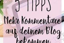 Bloggen: Tipps für einen erfolgreichen Blog | Mamablogger, Beautyblogger, Lifestyleblogger / Blogger Tips Tipps rund ums Bloggen für mehr Kreativität Produktivität im Arbeitsalltag für einen erfolgreichen Mamablog, Modeblog, Reiseblog und Familienblog.