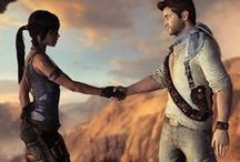 Uηçhαřτεd & Tøмβ Rαιdεř / For the ones who ship Nathan and Lara