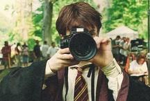 Harry Potter / by Henri!Arty / Sherl!Ette