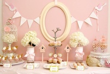 Party Ideas! / by Carrie Perham